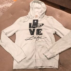 Roxy Zipped up Sweatshirt